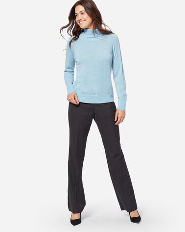 MERINO RIBNECK TURTLENECK, CLOUD BLUE, large