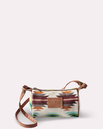 FALCON COVE TRAVEL KIT WITH STRAP, TAN MULTI, large