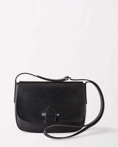 CASEY CROSSBODY BAG, BLACK, large