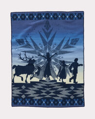 DISNEY'S FROZEN FRIENDSHIP KIDS BLANKET