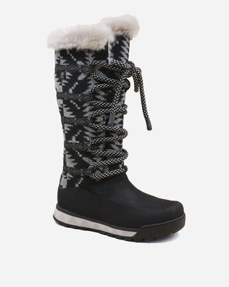 ALTERNATE VIEW OF WOMEN'S ROCKCHUCK RANGE TALL BOOTS IN SPIDER ROCK