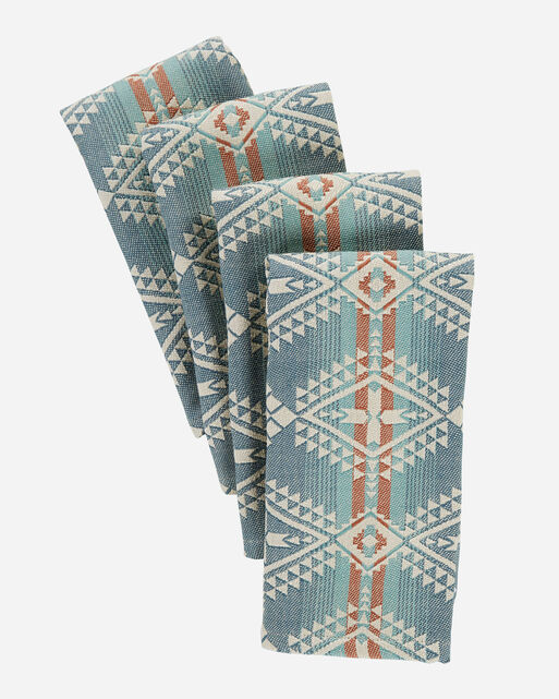 CANYONLANDS NAPKINS SET OF 4 IN CANYONLANDS