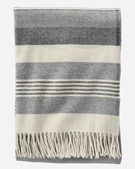 HORIZON STRIPE LAMBSWOOL THROW, DESERT DUSK, large