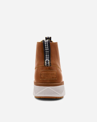 ADDITIONAL VIEW OF MEN'S NUEVO POINT SNEAKER BOOTS IN CARAMEL CAFE
