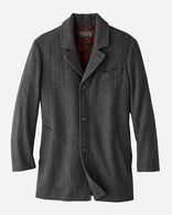 MEN'S MANHATTAN TOPCOAT