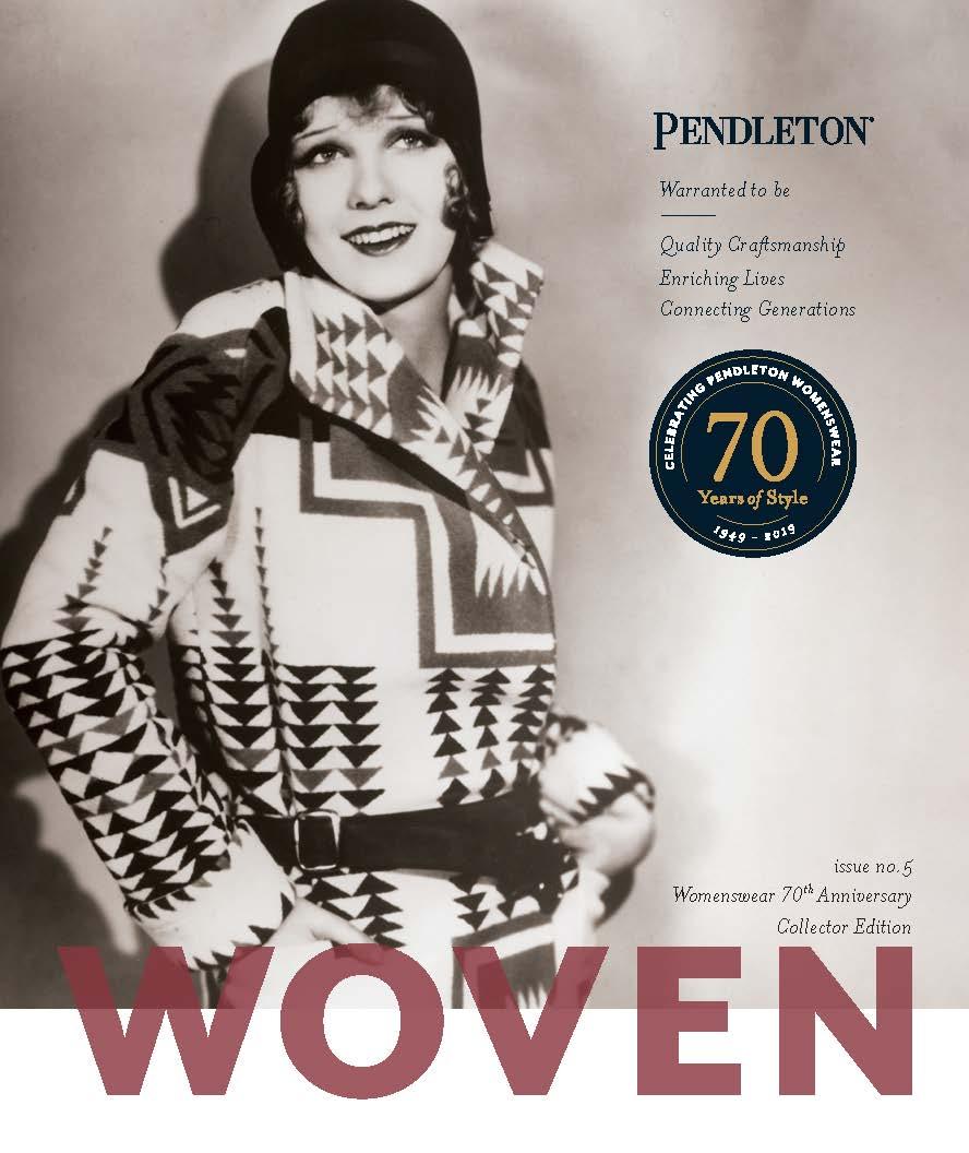 Woven Magazine Winter 2019, Issue 5