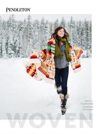 Woven Magazine Winter 2017, Issue 1