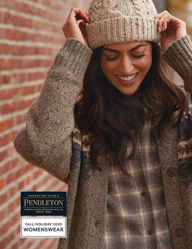 Pendleton Women's Fall 2020 Linebook