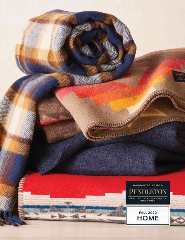Pendleton Home Fall 2020 Linebook