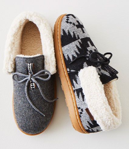 Pendleton slippers