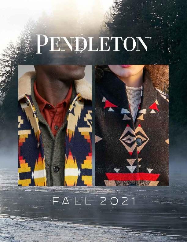 Pendleton Fall 2021 Lookbook