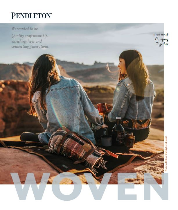 Woven Magazine Spring 2019, Issue 4