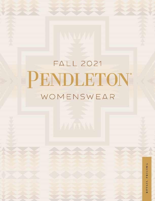 Pendleton Women's Fall 2021 Linebook