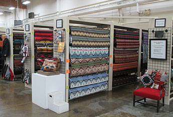 Hours: Monday   Saturday 10am 5:30pm. Sunday 11am 4pm. The Woolen Mill Store  Is Your Source For First Quality Pendleton Fabrics, Remnants And Notions ...