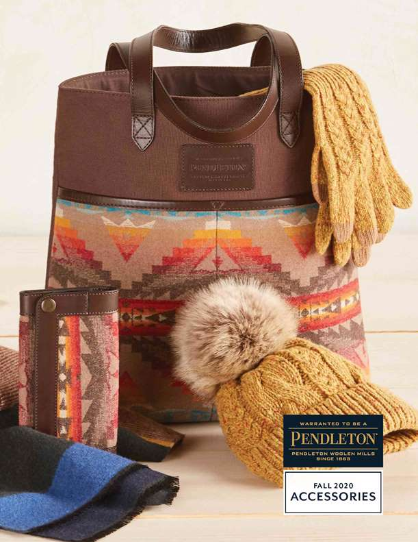Pendleton Accessories Fall 2020 Linebook