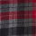 BOYFRIEND FLANNEL SHIRT, BLACK/RED PLAID, swatch