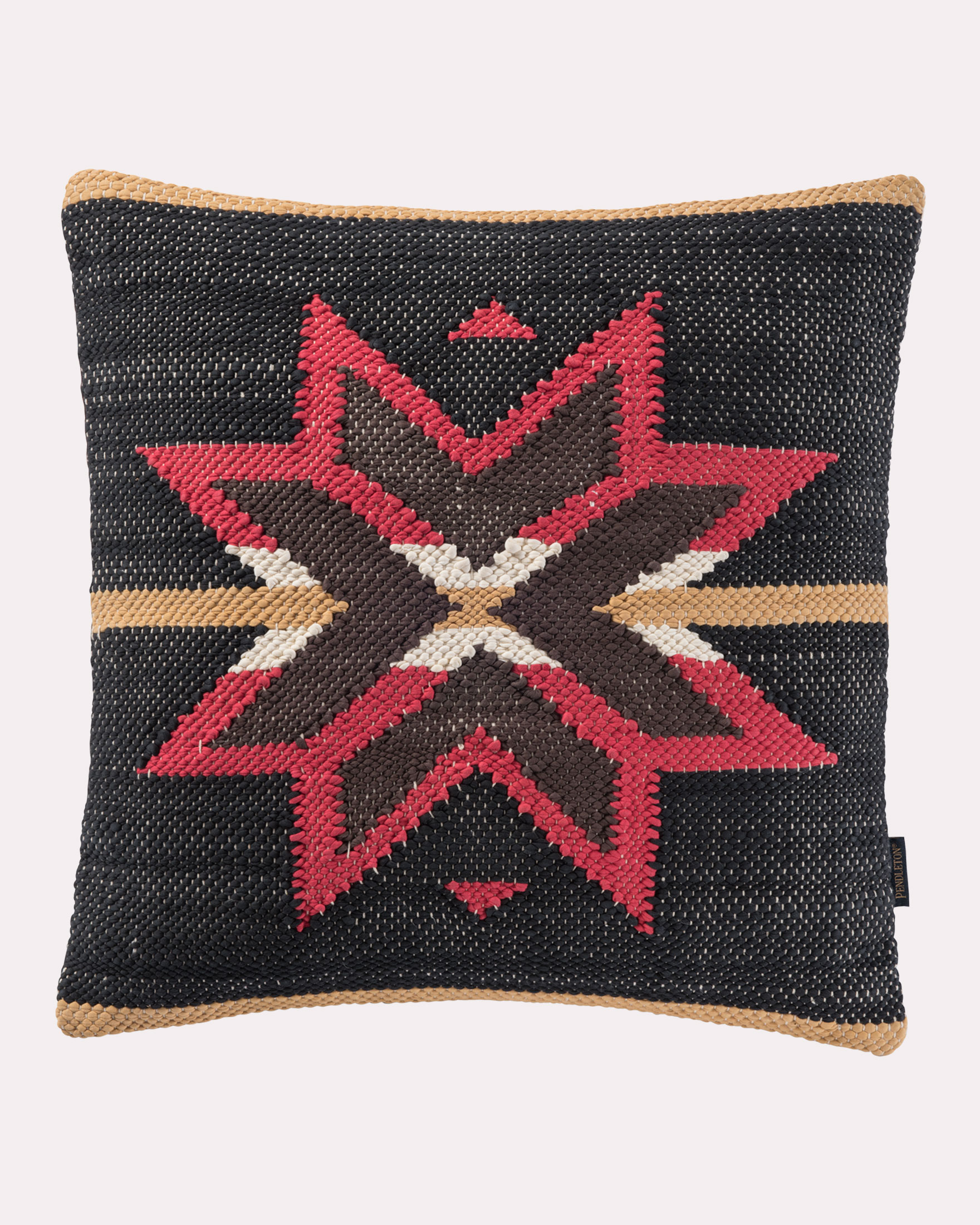 GATEKEEPER WOVEN CHINDI PILLOW