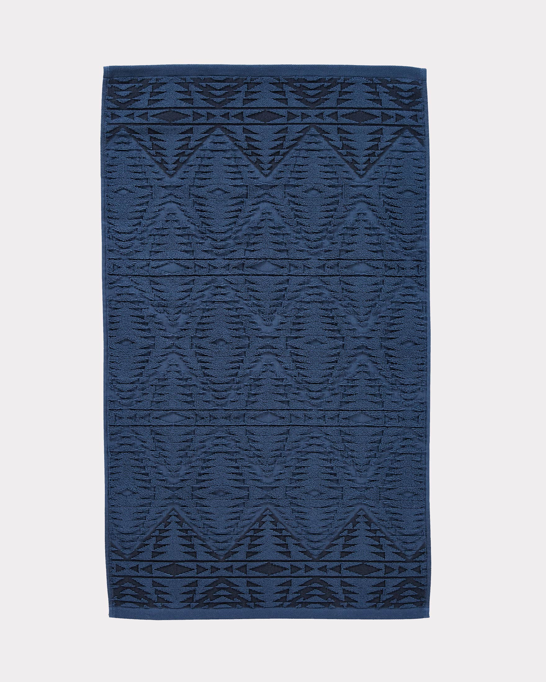 PECOS SCULPTED HAND TOWEL, NAVY, large