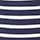 STRIPE JERSEY COWLNECK, NAVY/WHITE, swatch