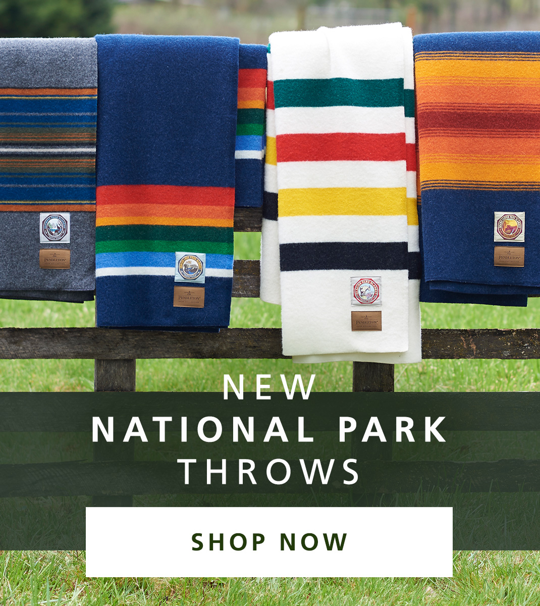 Wool Clothing | Wool Blankets & Southwestern Decor | Pendleton