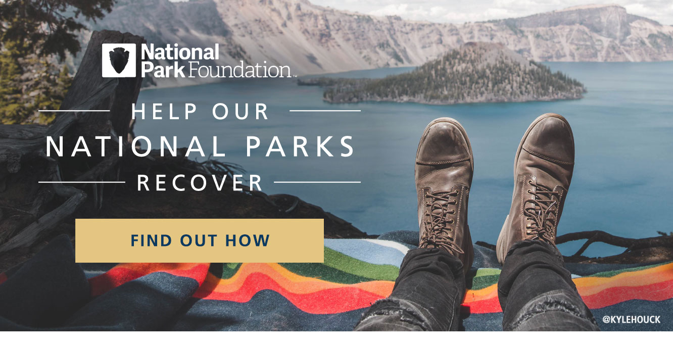 Help our National Parks Recover